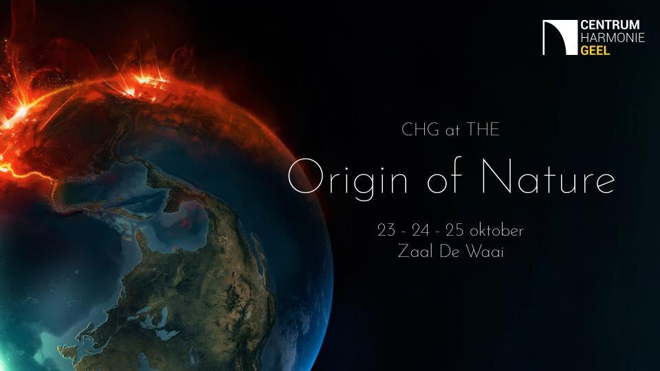 CHG @ The Origin of Nature